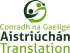 Conradh na Gaeilge launches translation service today