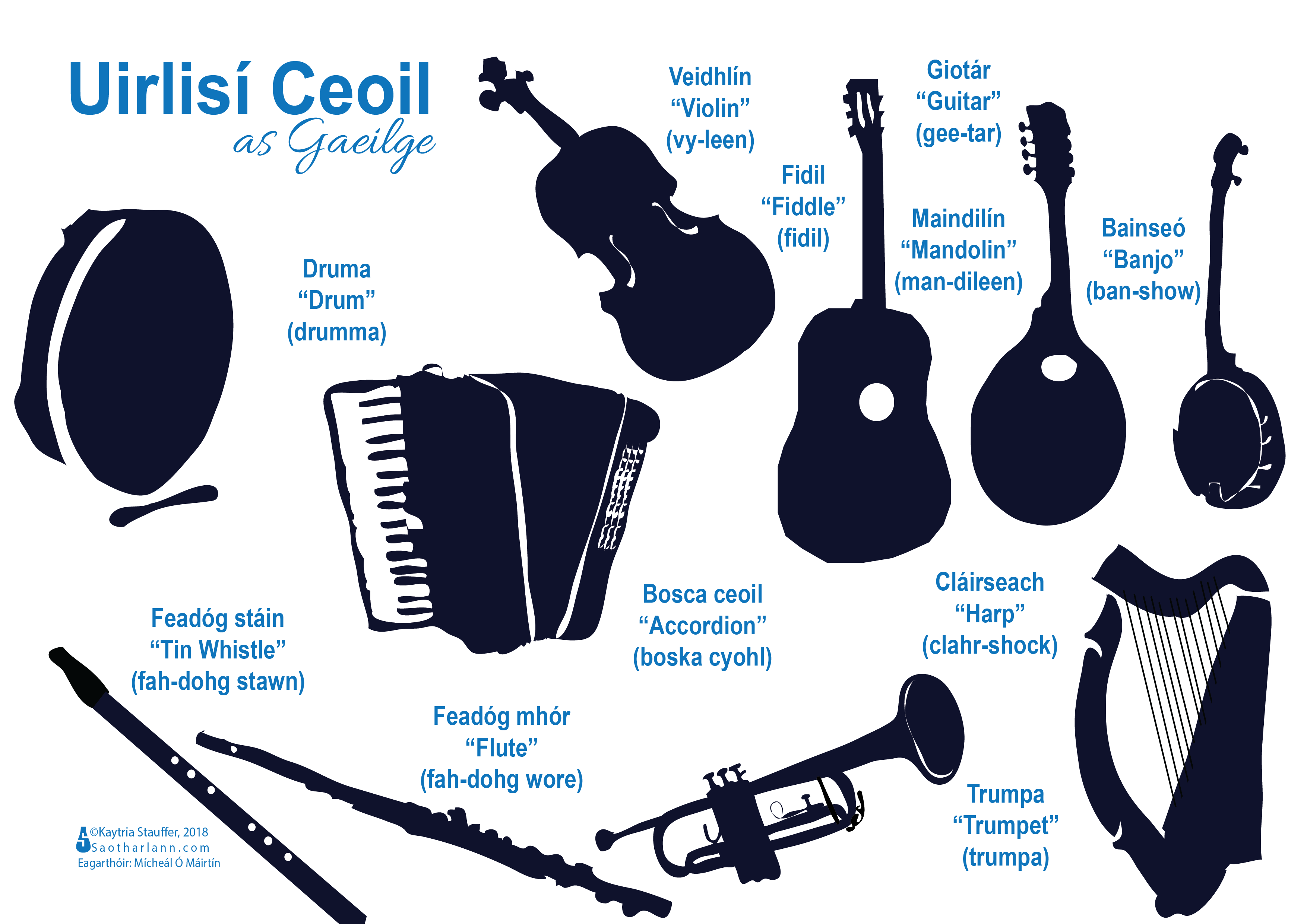 Uirlisi Ceoil A4 01