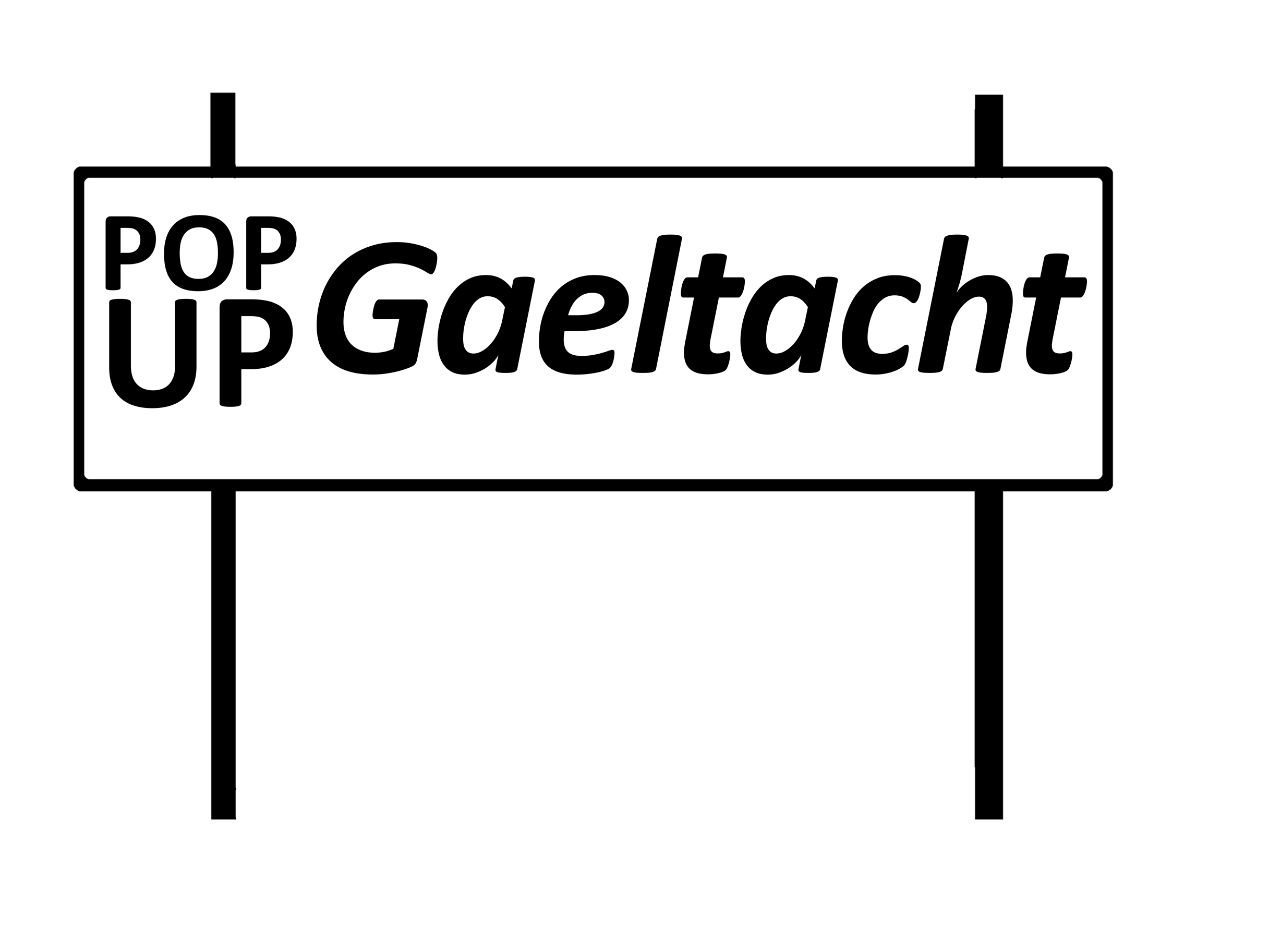 Pop Up Gaeltacht