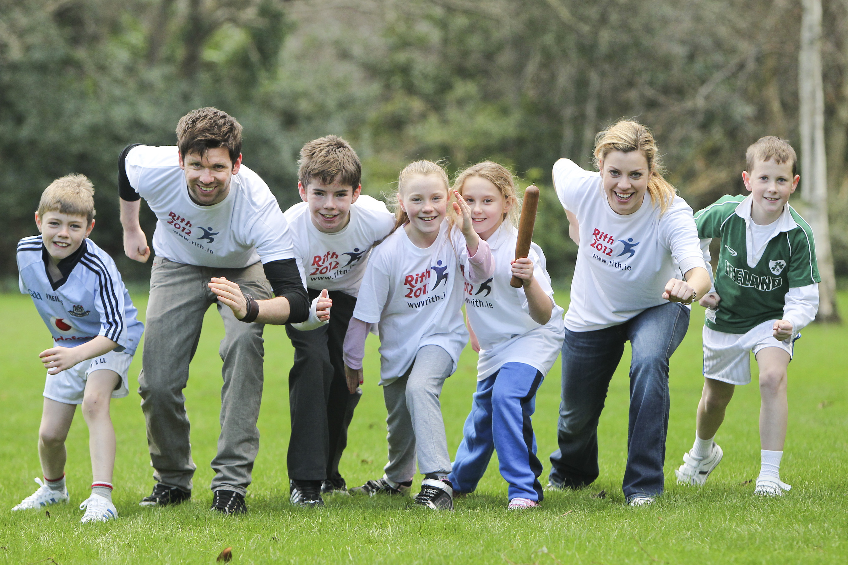 Rith 2012 | Massive relay race and national festival for the Irish language | www.rith.ie